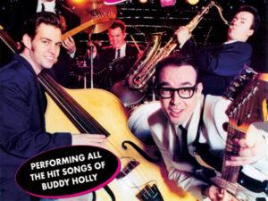 Scot Robin Buddy Holly Show